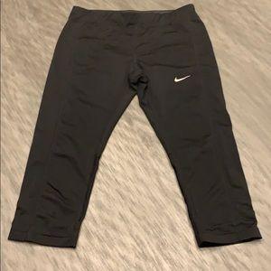 Nike Workout Cropped Pants